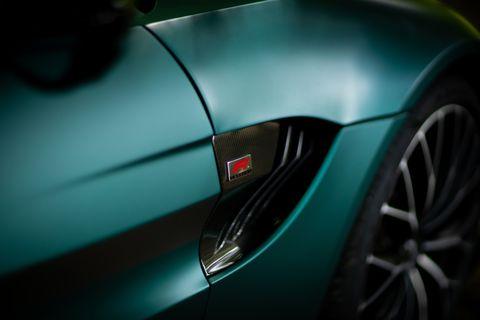 Aston martin vantage f1 2021 edition