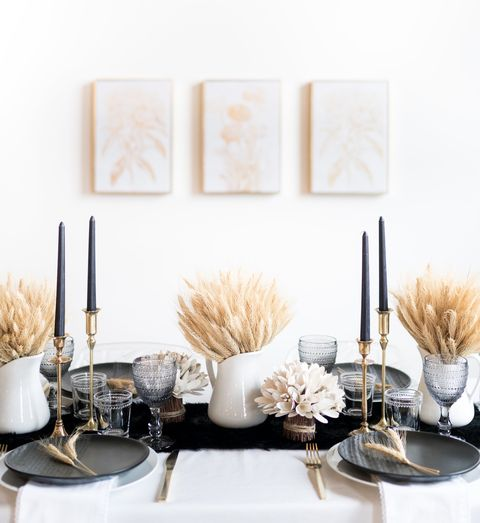 40 Chic Thanksgiving Decorations Best Thanksgiving Decor Ideas