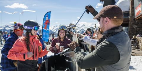 Aspen Apres Ski Cocktail Classic