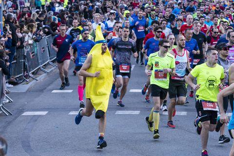 media maraton barcelona