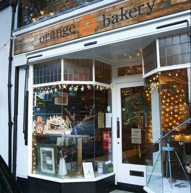 kitty tait the orange bakery oxford