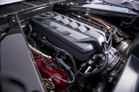 2020 Chevrolet Corvette V8