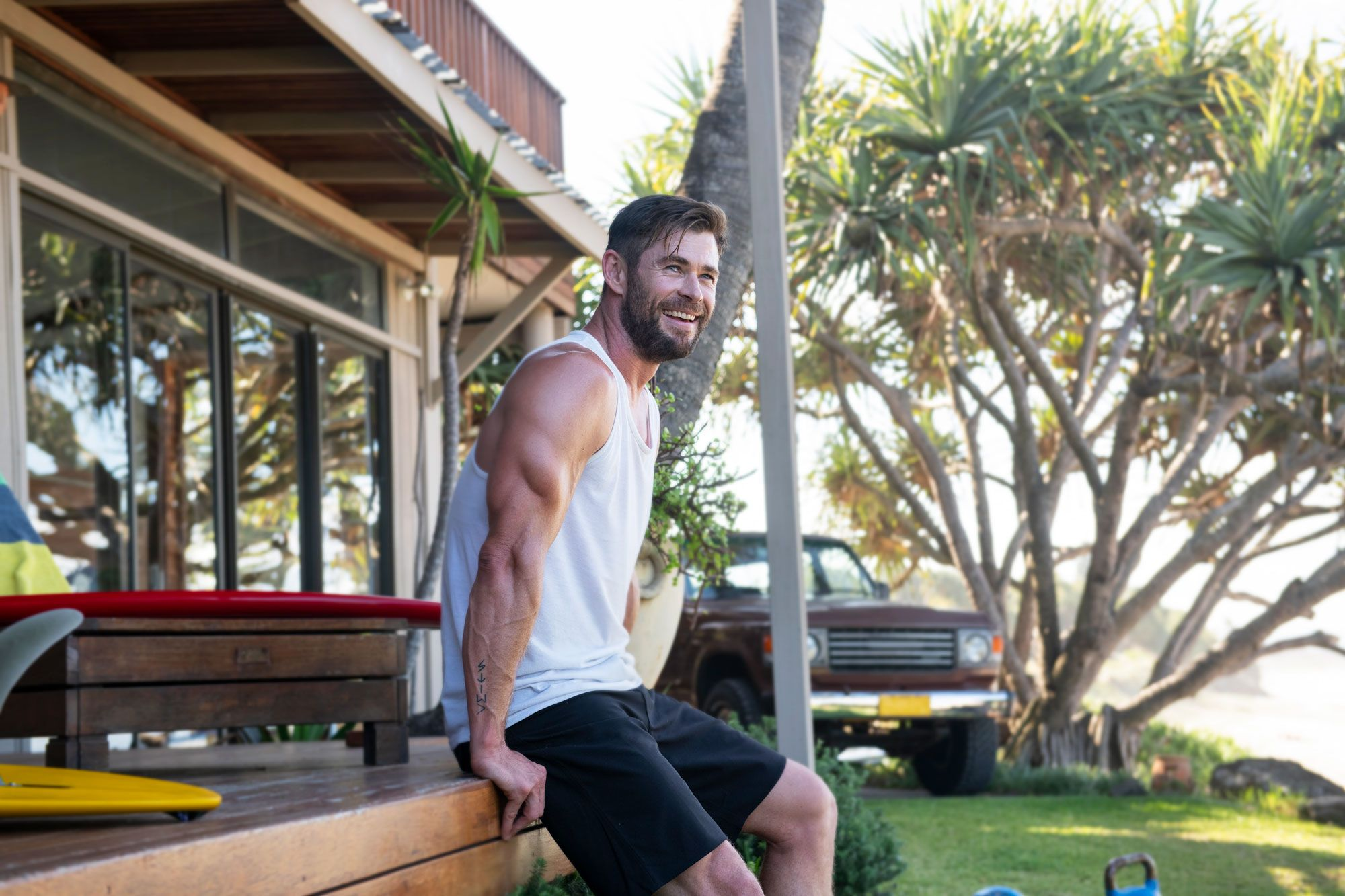 This Is Exactly What Chris Hemsworth Eats Every Day for His Impressive Physique