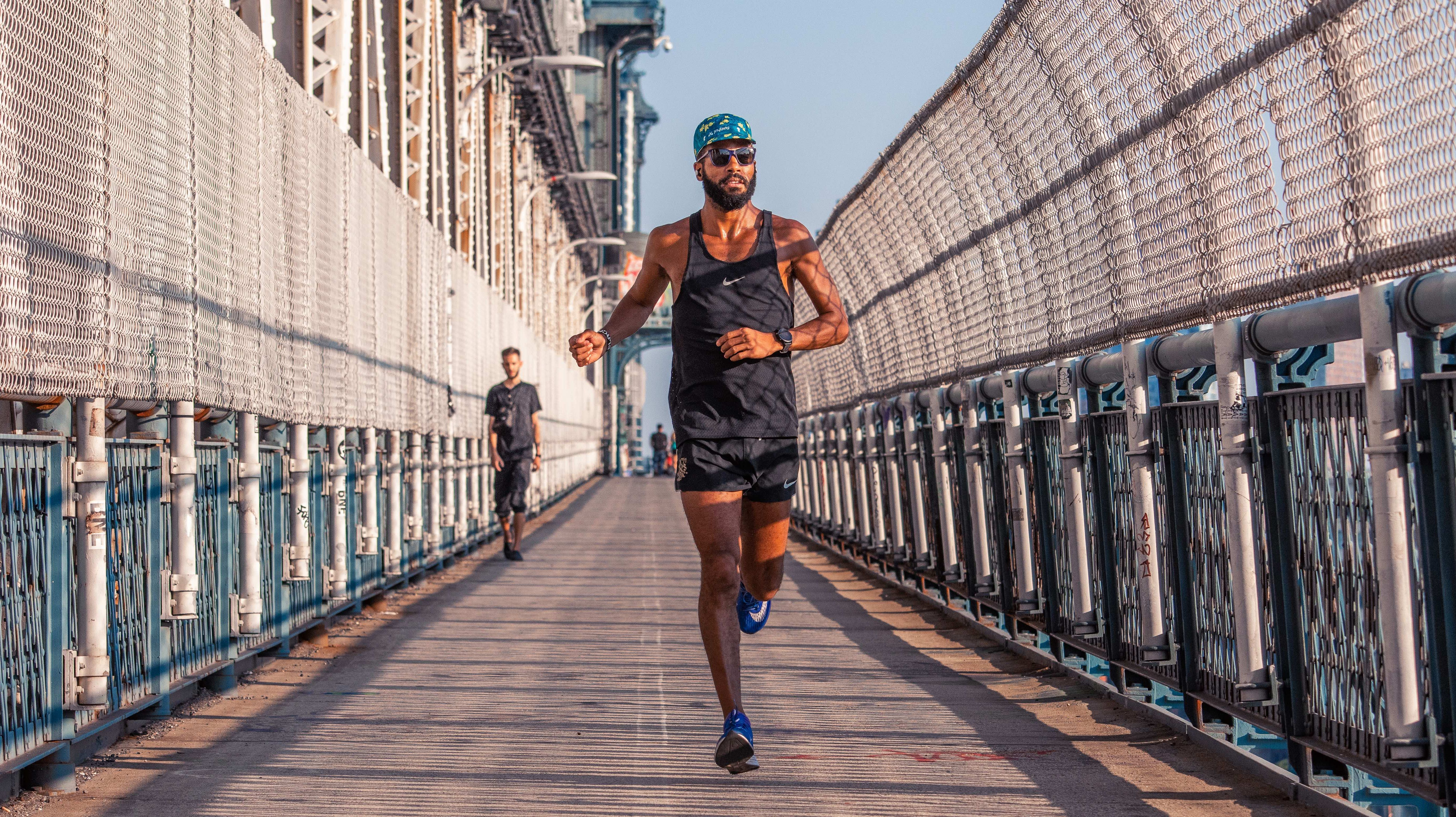 What It's Really Like Being A Runner In New York City