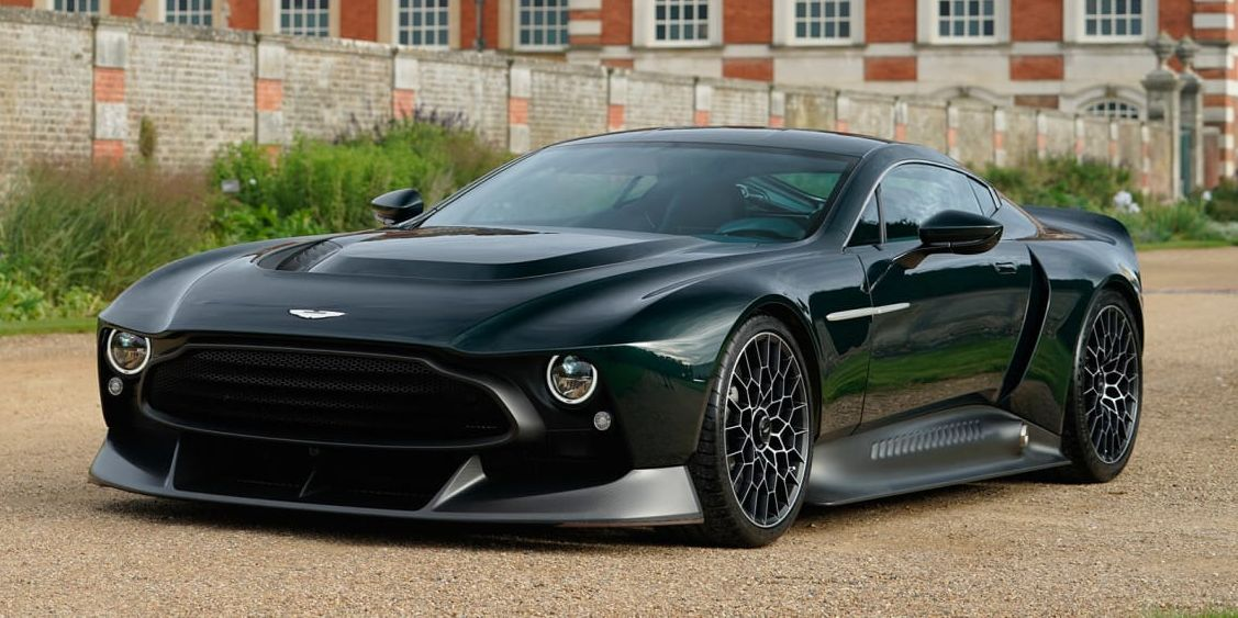 Aston Martin S New Victor May Be The Coolest Car Of 2020