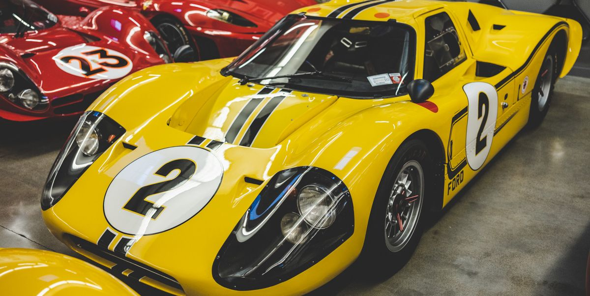 Gallery: The Glickenhaus is more than just vintage Ferraris
