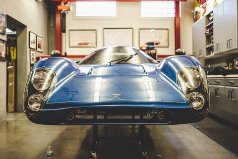 Scuderia Cameron Glickenhaus Lola T-70 front
