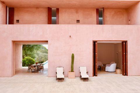 casa rosa mallorca