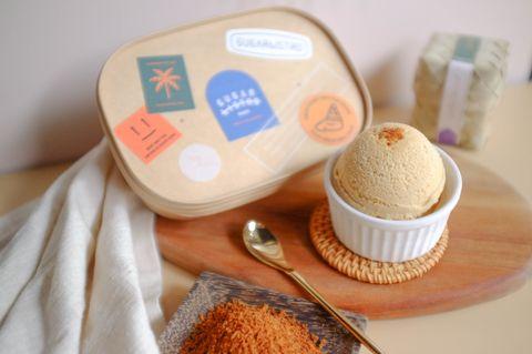 棕櫚糖冰淇淋