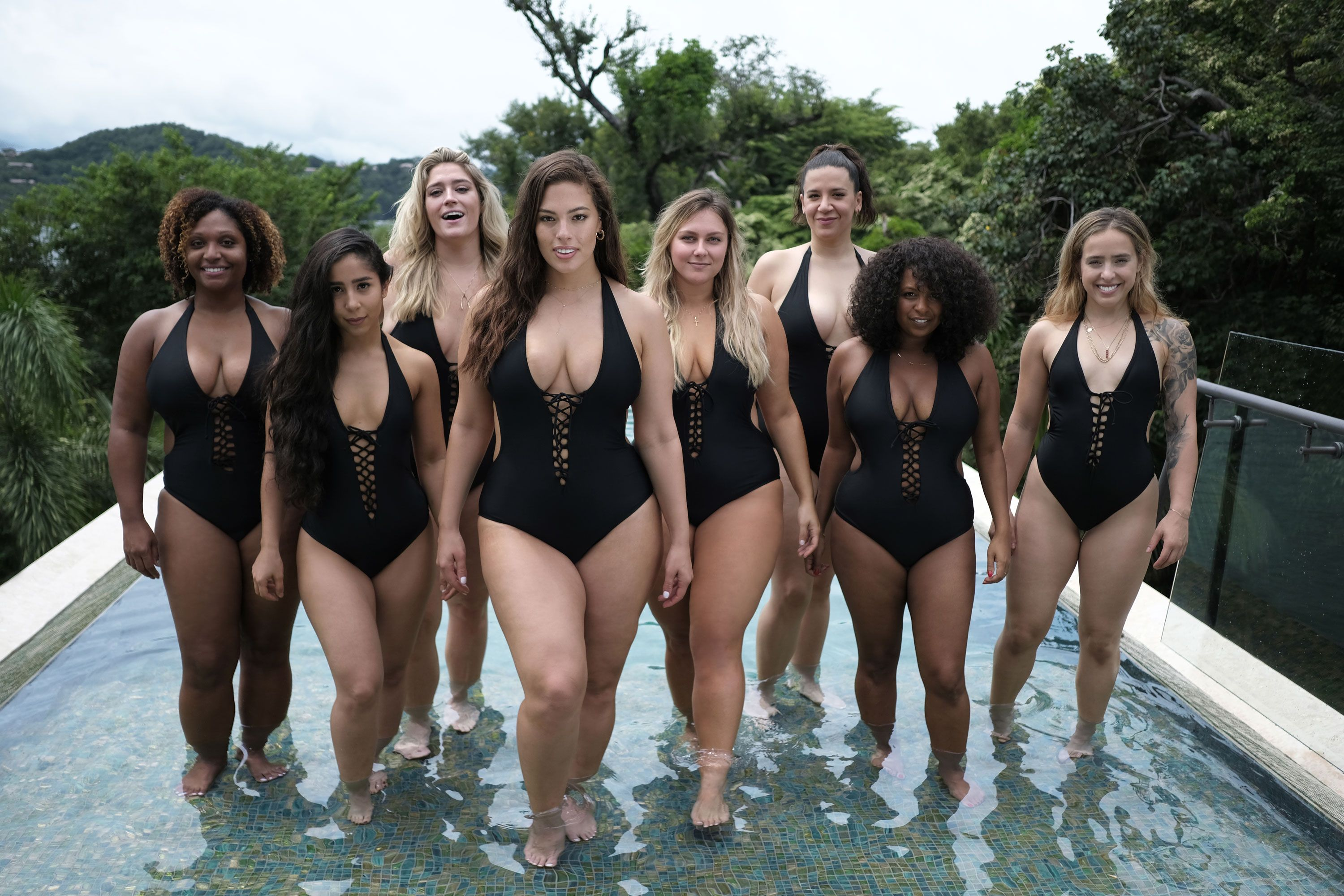 8258691004 Ashley Graham Swimsuits for All Collection - Ashley Graham Swimsuit ...