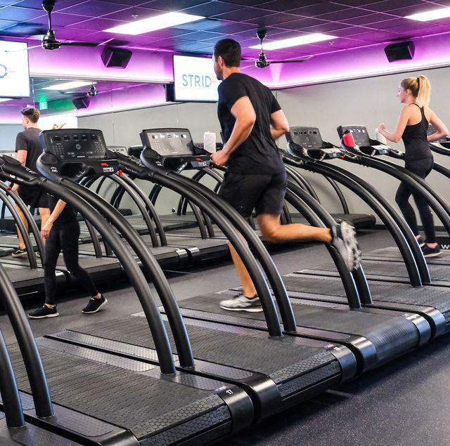 stride treadmill studio
