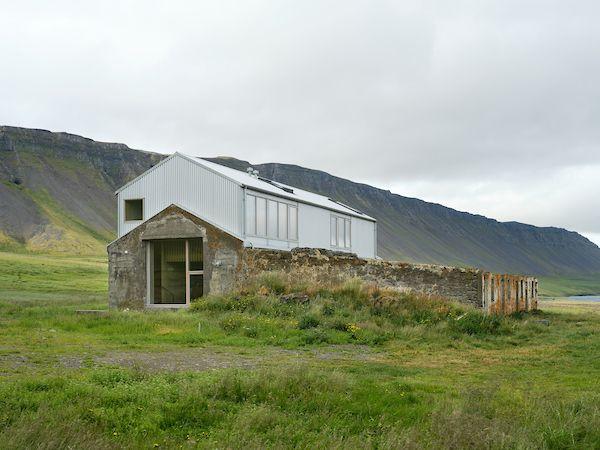 ristrutturazione rudere islanda