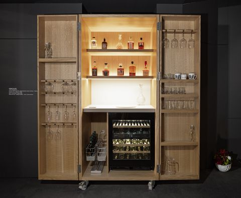 dsignedby drinks cabinet