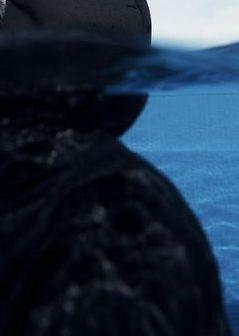 Sky, Headgear, Photography, Cap, Sea, Beanie, Black hair, Ocean, Photo shoot,