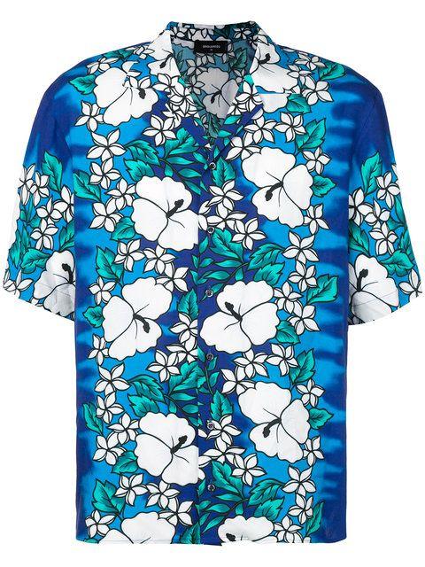 camisa hawaiana hombre verano 2018
