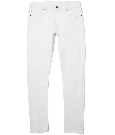 Clothing, White, Jeans, Denim, Trousers, Pocket, Active pants, sweatpant,