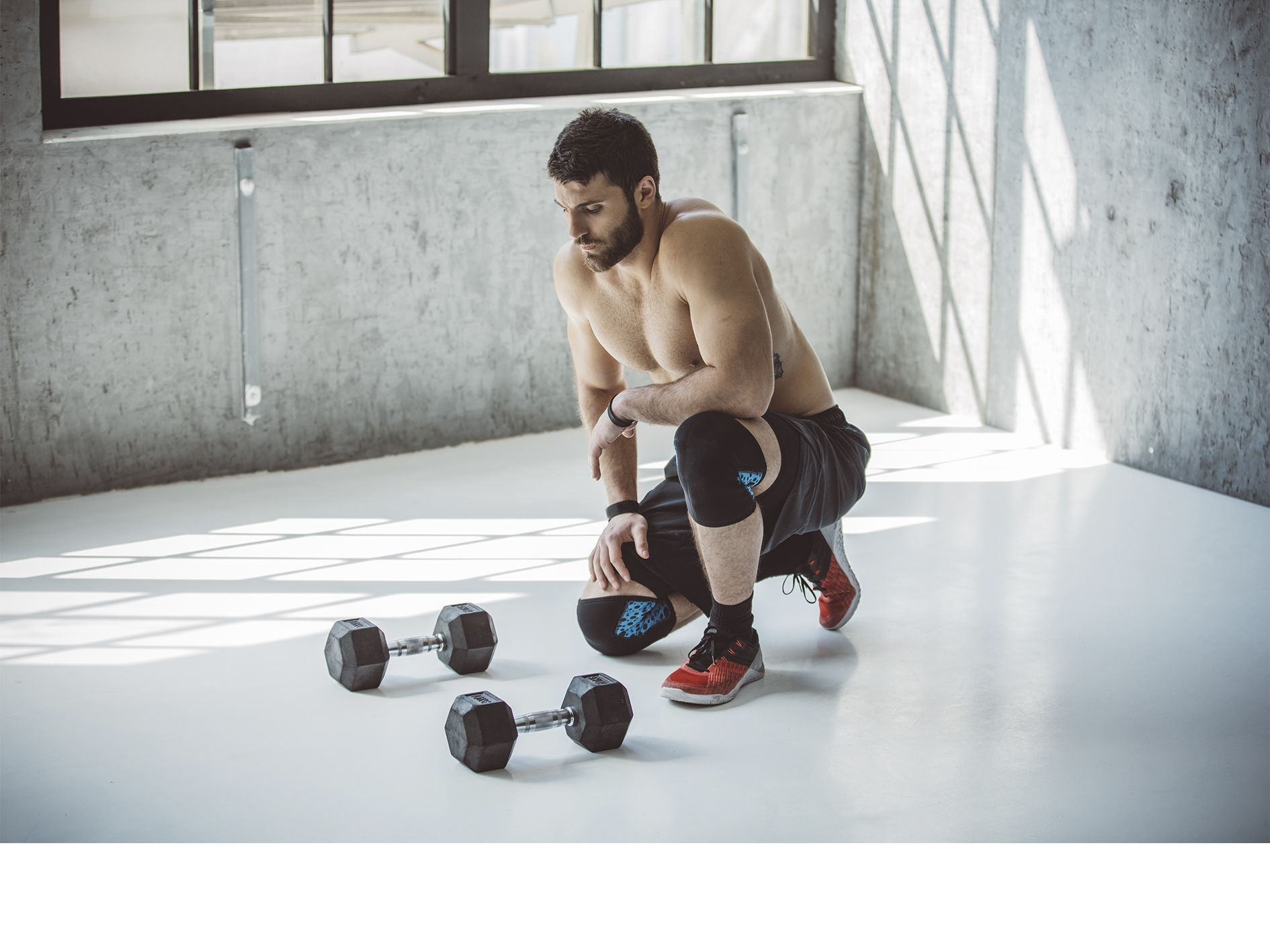 The Big Weekend Workout: Try This Dumbbell CrossFit WOD To Strip Fat & Build A Bigger Upper Body