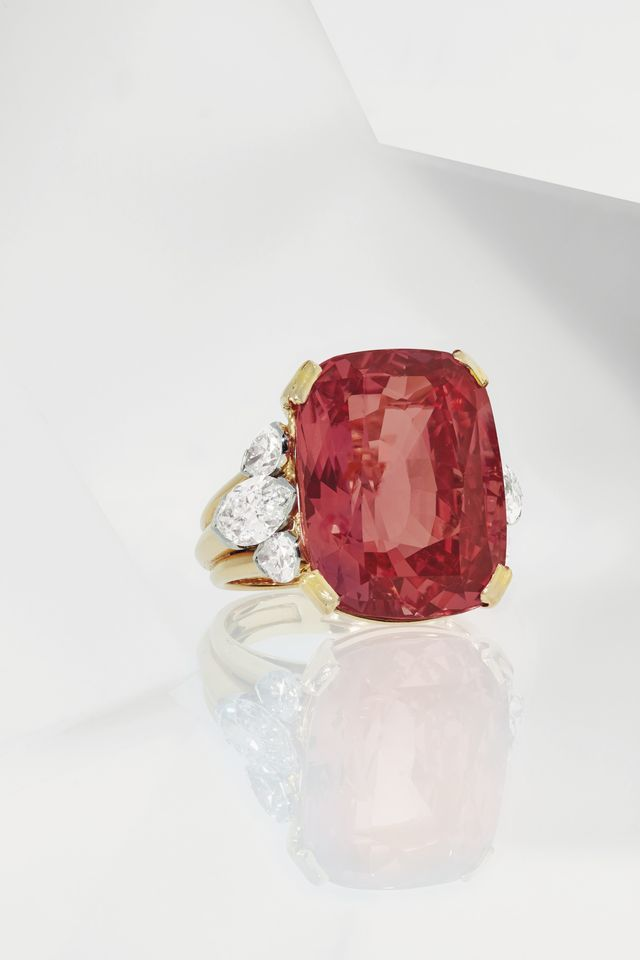 du pont sapphire from christie's