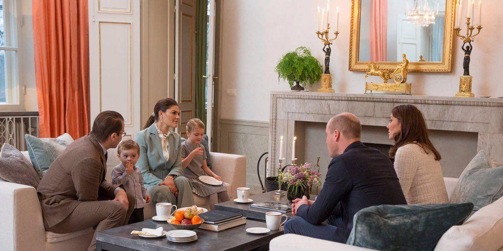 swedish royal tour