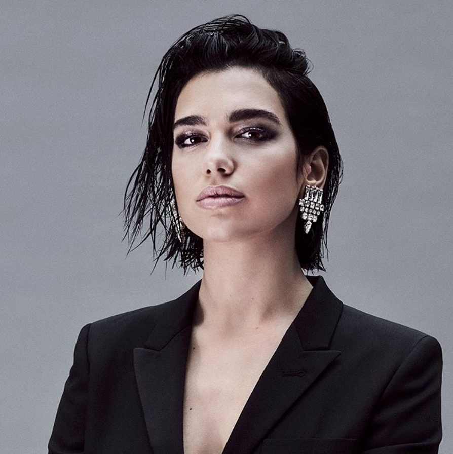 Dua Lipa Is the New Face of YSL Fragrance