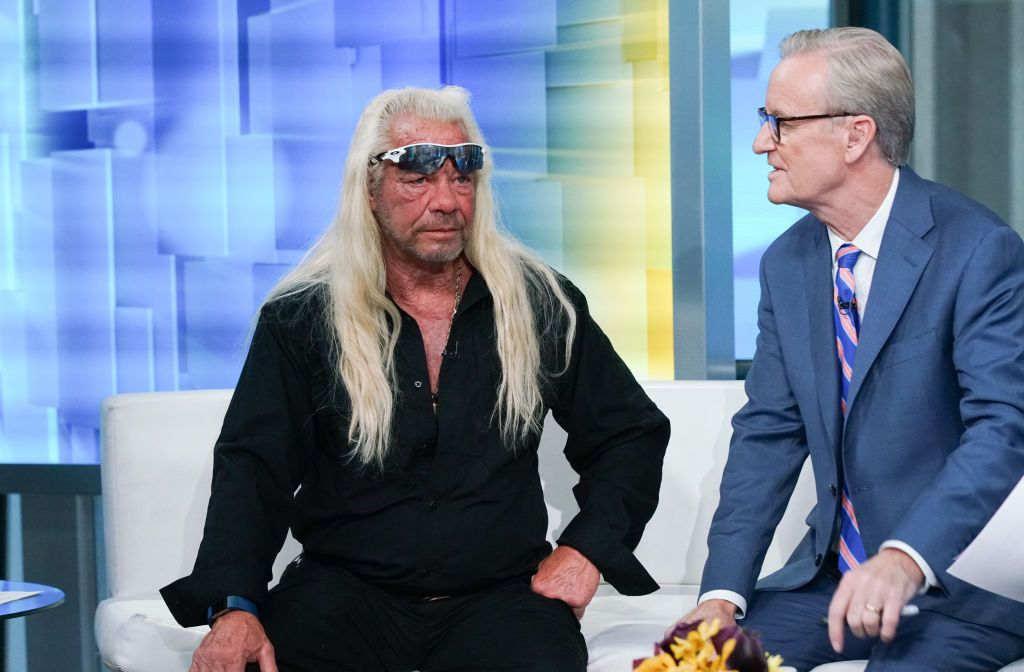 Dog the Bounty Hunter Diagnosed with Pulmonary Embolism 3 Months After Wife's Death