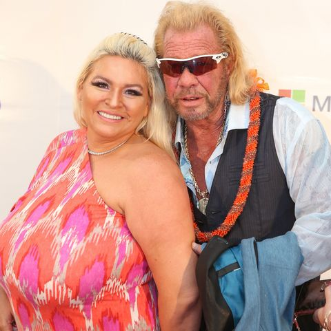 Beth Chapman Of Dog The Bounty Hunter Is In A Medically