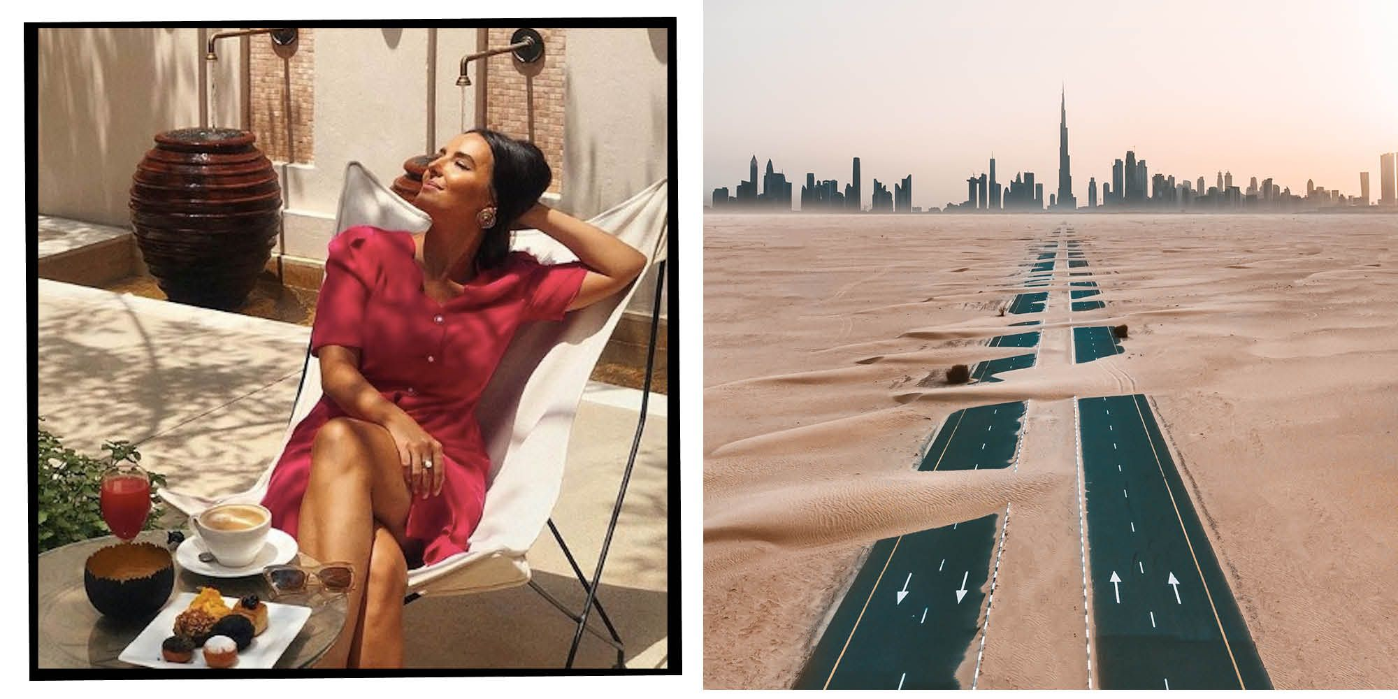 Things To Do In Dubai: From Boutique Clothing Stores To Chic Bars And Beyond