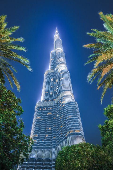 Dubai's landmark destination, Burj Khalifa