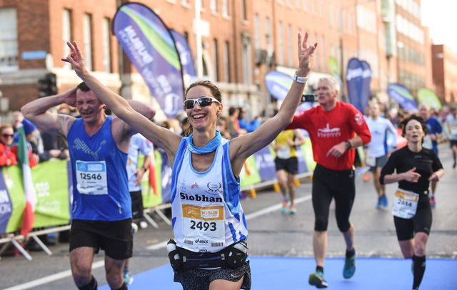 sse airtricity dublin marathon 2017
