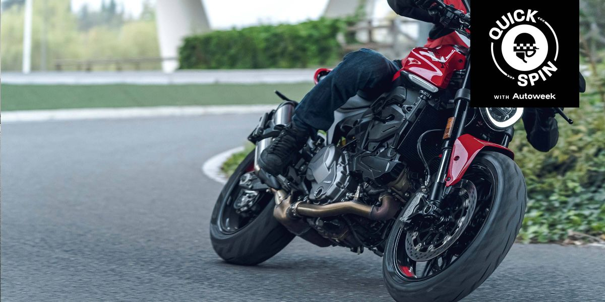 Tag Along While We Test the Ducati Monster