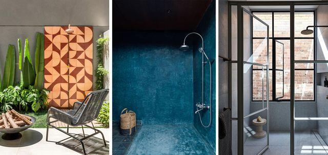 las duchas más modernas