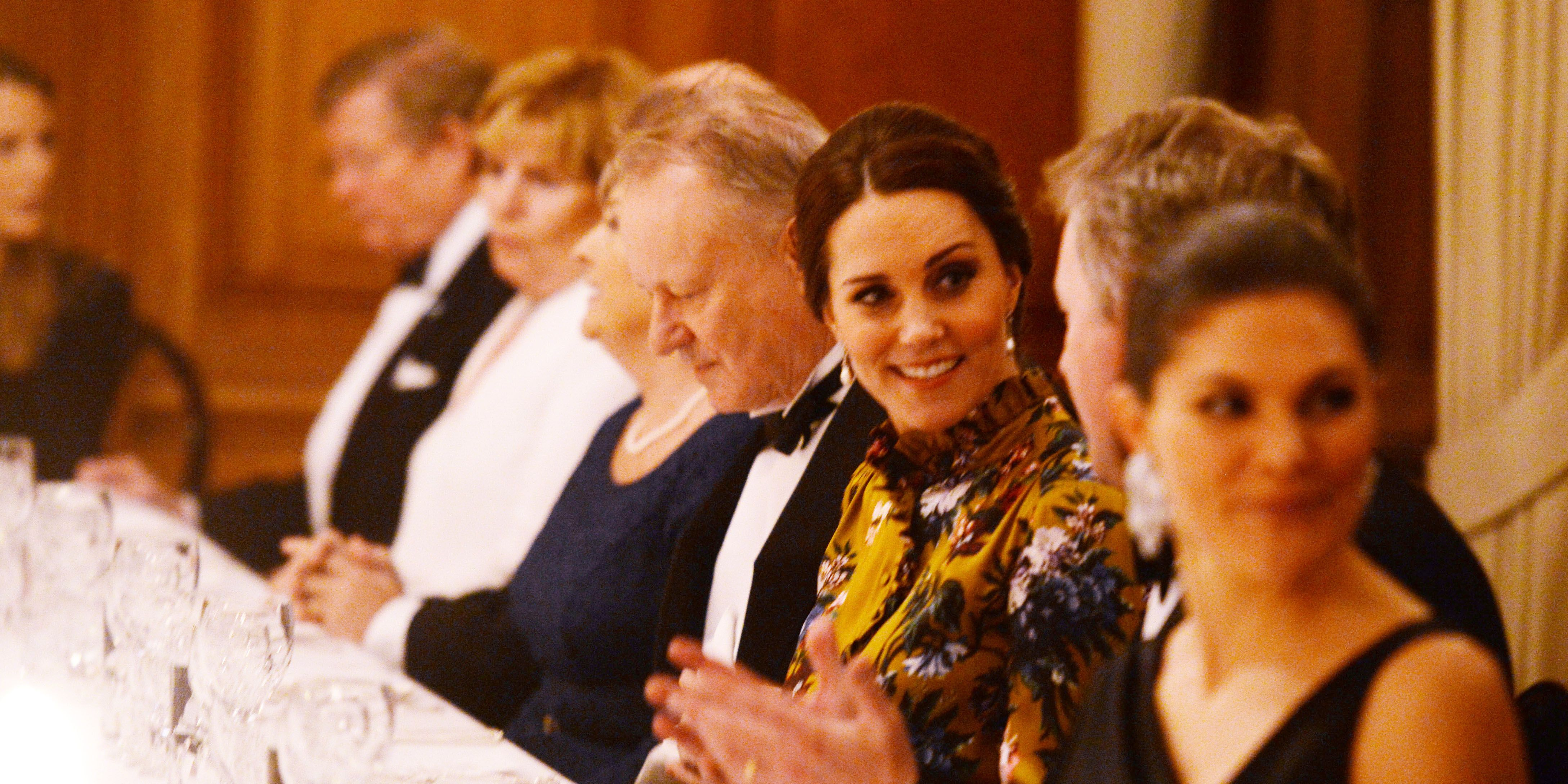 The Duchess of Cambridge, royal tour