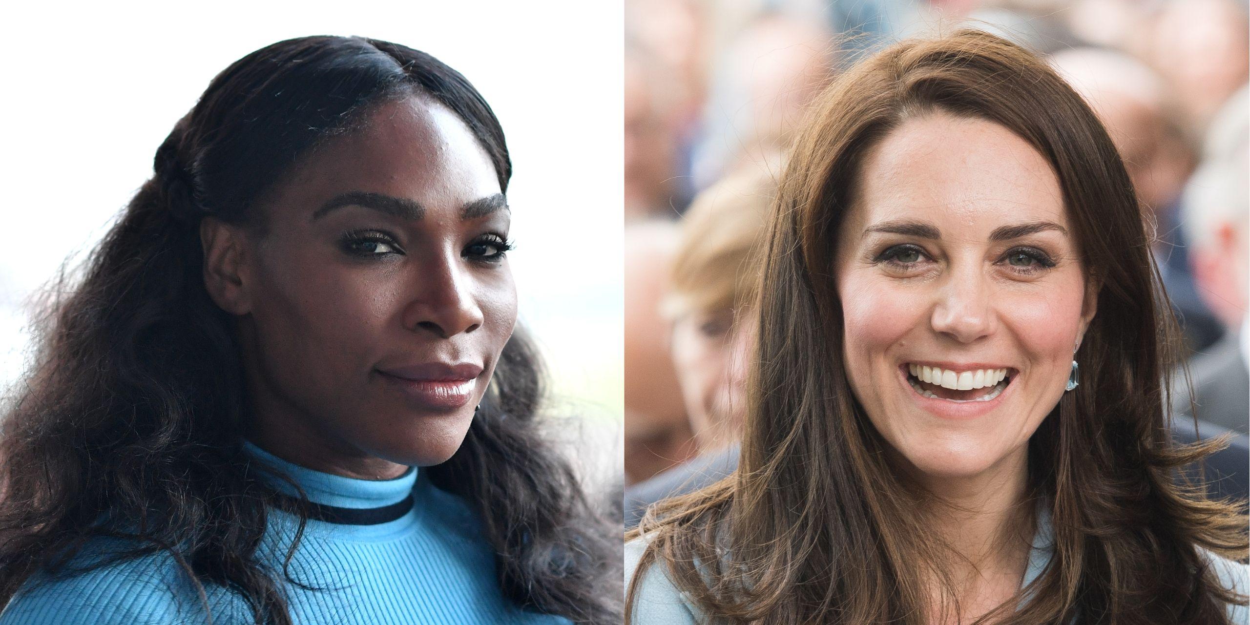 Serena Williams, Duchess of Cambridge