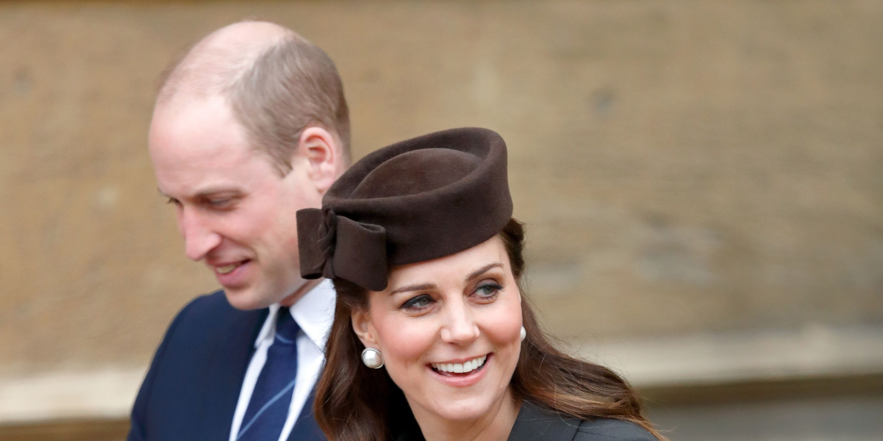 Kate Middleton, Prince William, Easter, late