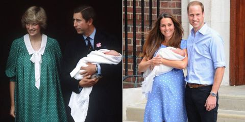 princess diana, prince charles, duchess catherine, prince william
