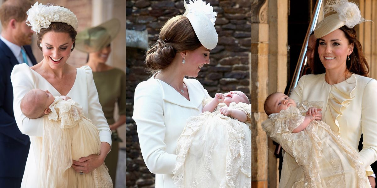 For Prince Louis Christening, the Duchess of Sussex chose