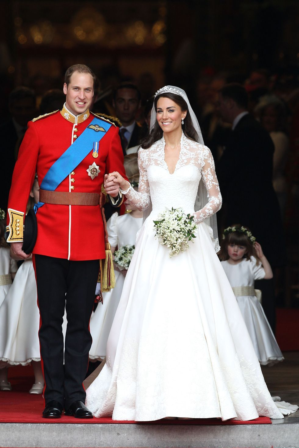 81366cc669ed 32 Iconic Royal Wedding Dresses - Best Royal Wedding Gowns of All Time