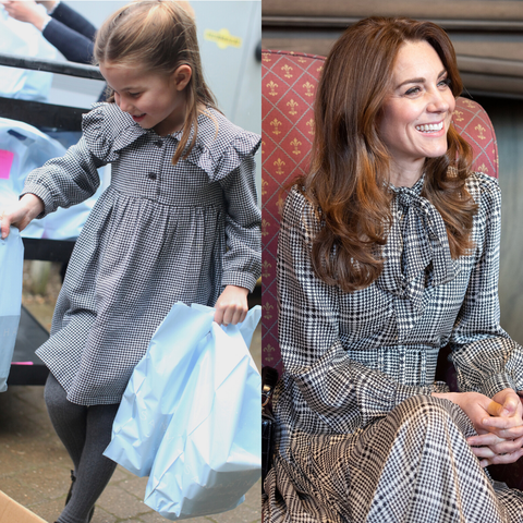 princess charlotte, duchess of cambridge