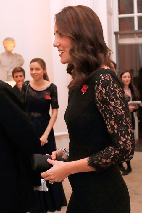The Duchess of Cambridge just recycled a DvF gown from her last ...