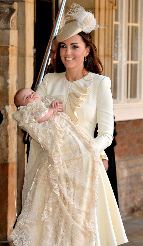 Prince Louis christening: How Kate Middleton\'s christening outfit ...