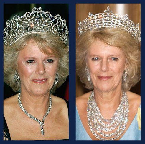 camilla duchess of cornwall tiara moments