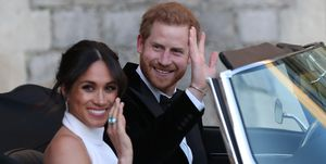 Prince Harry Marries Ms. Meghan Markle announcement