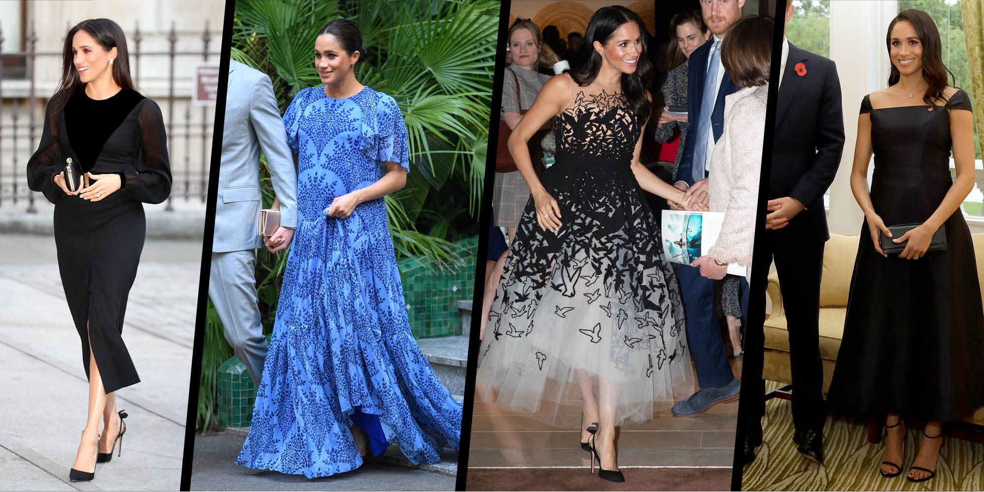10 of the Duchess of Sussex's favourite brands