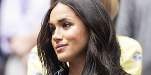 Duchess of Sussex Meghan Markle attends women's final match...