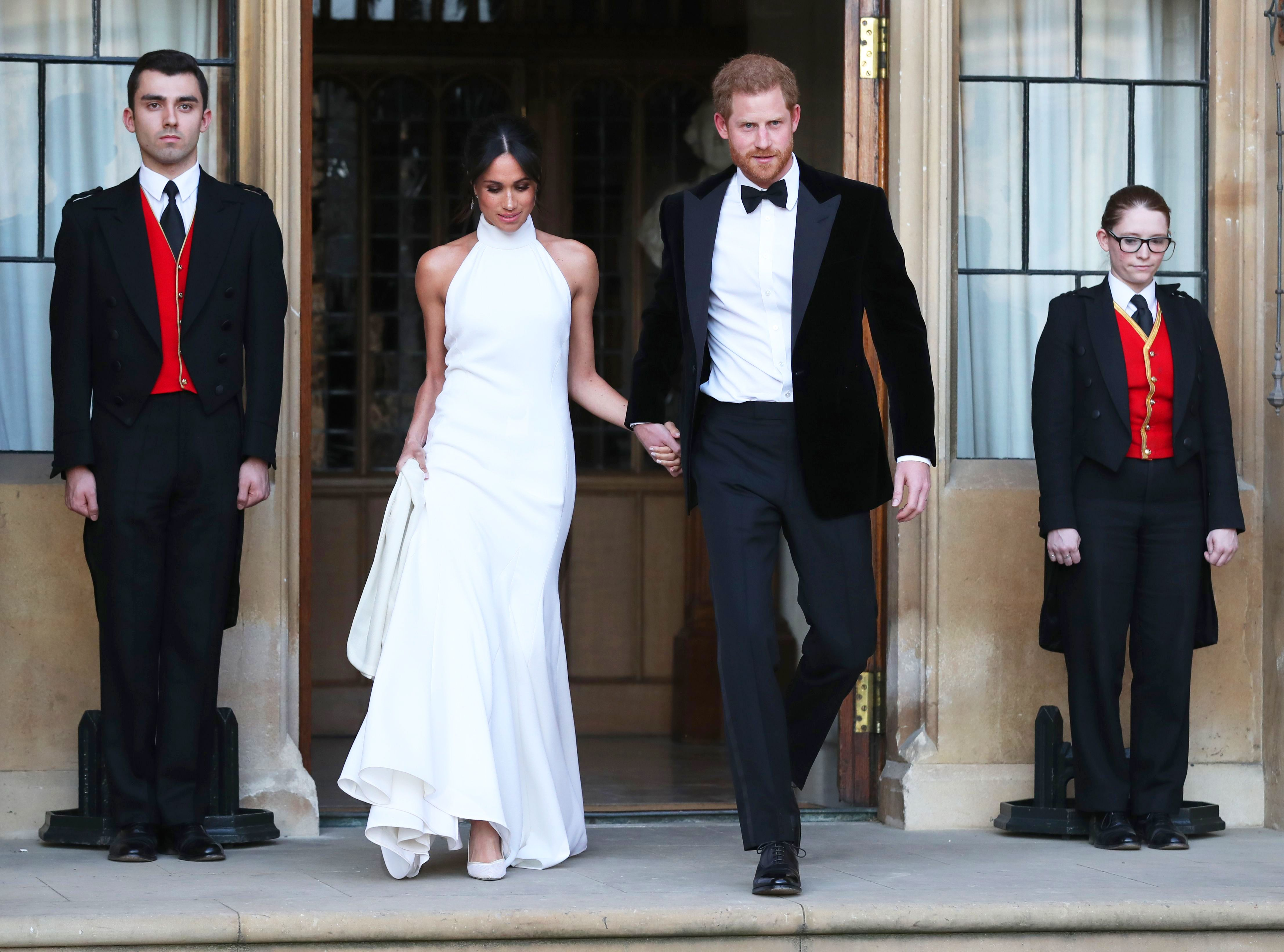 ce7ed9440 An Obsessive Timeline of Prince Harry and Meghan Markle's Relationship