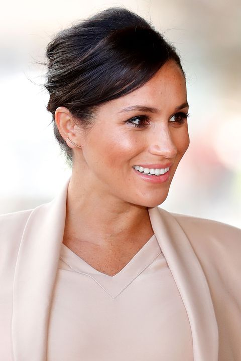 Duchess of Sussex updo