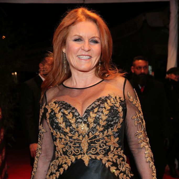 Sarah Ferguson is reportedly attending singer Ellie Goulding's hen do