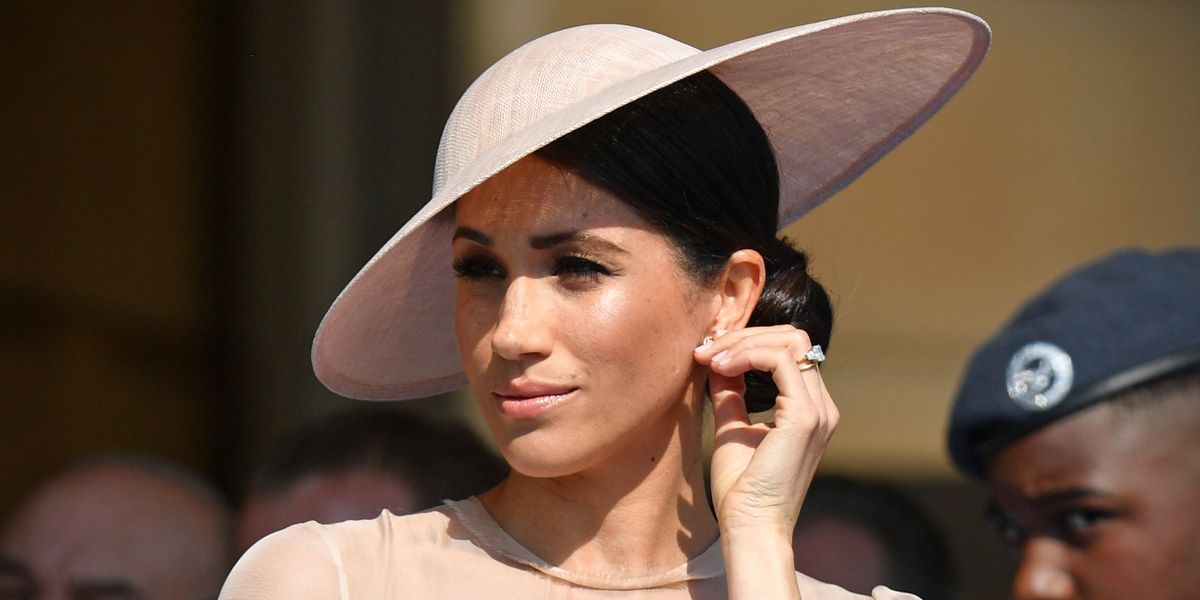 See Prince Harry And Meghan Markle S First Event After