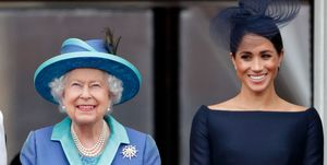Queen Elizabeth II, Duchess of Sussex