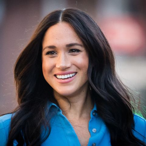 the duchess of sussex in south africa